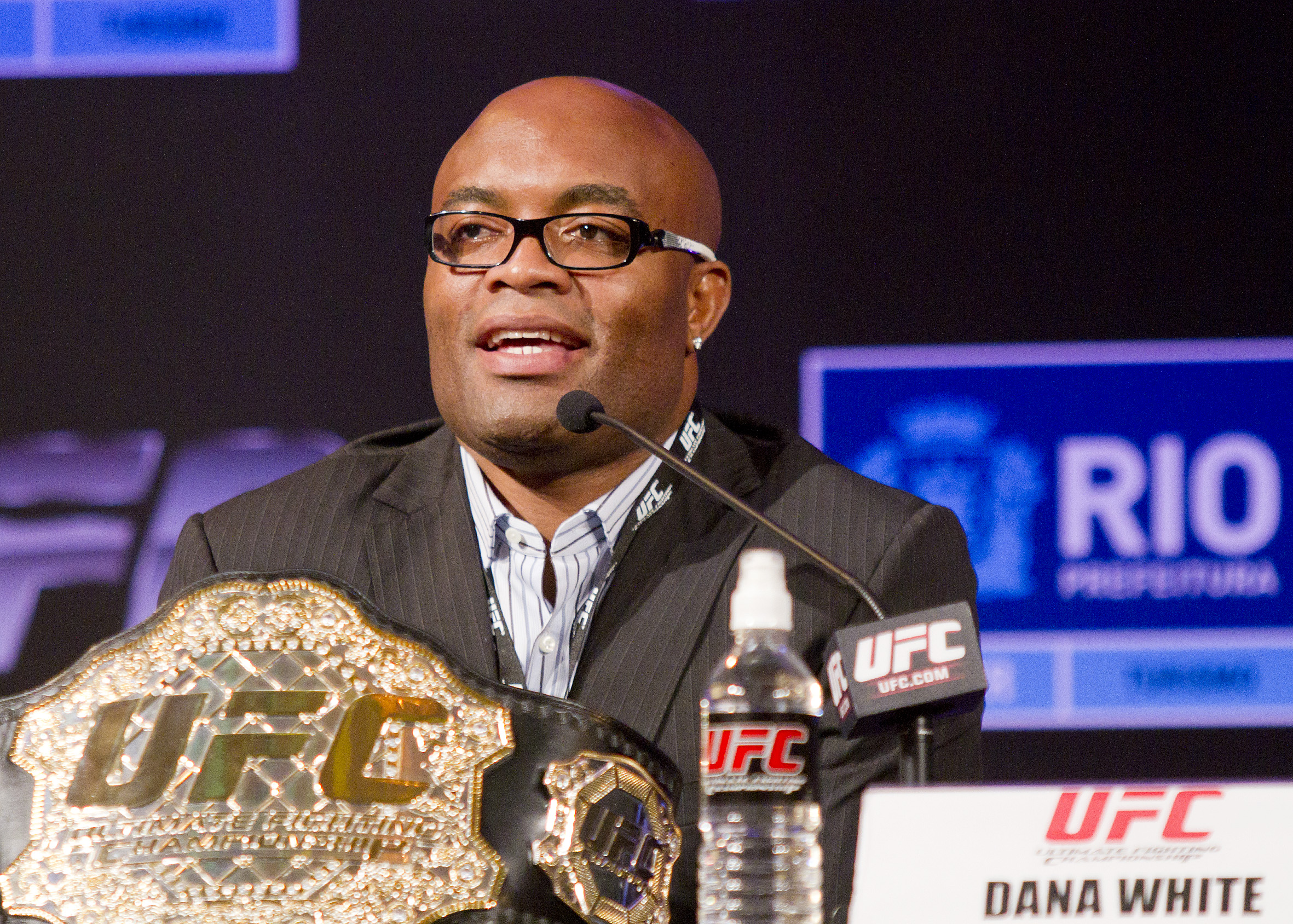 UFC Middleweight Champion Anderson Silva will be looking for his 9th consecutive title defense at UFC 134