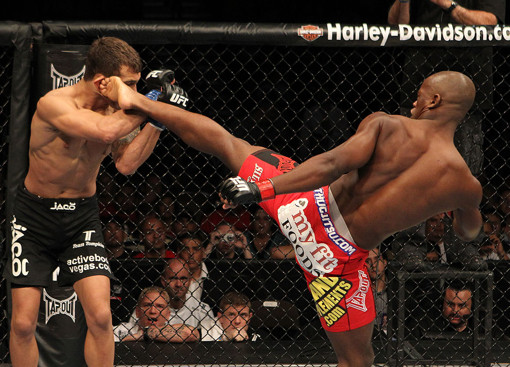 Yves Edwards vs John Gunderson