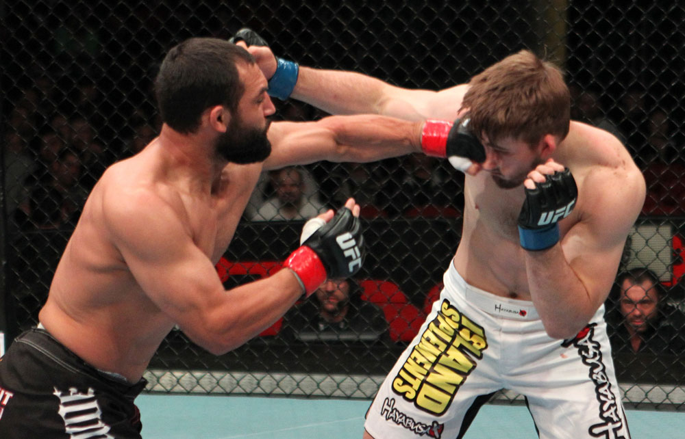 Johny Hendricks vs TJ Waldburger