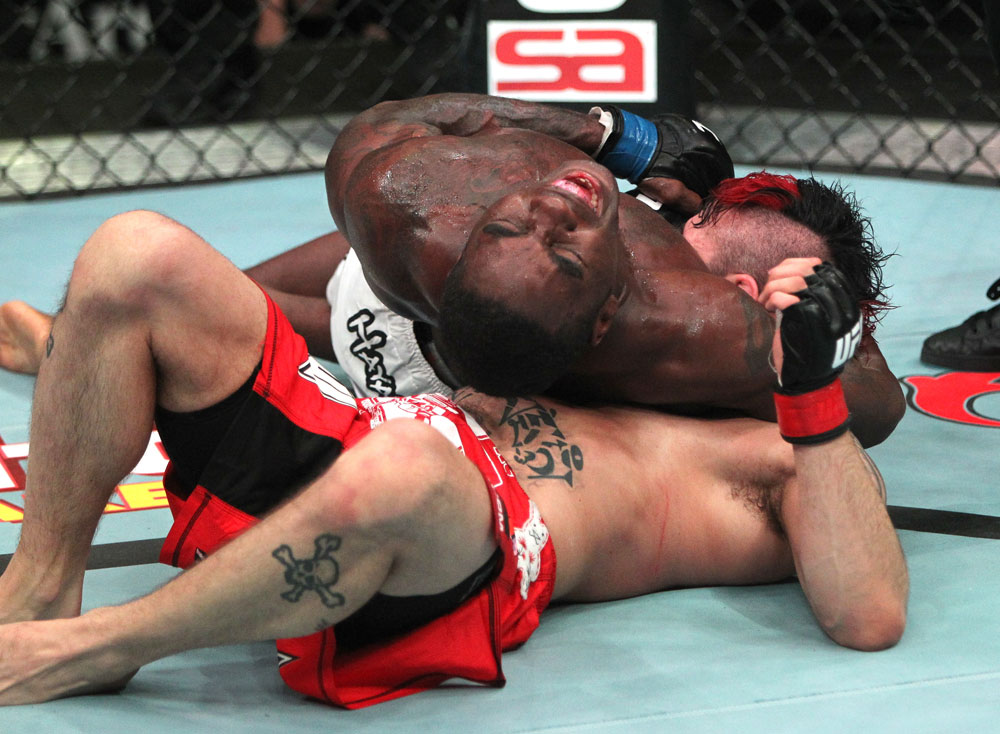 Anthony Johnson vs Dan Hardy