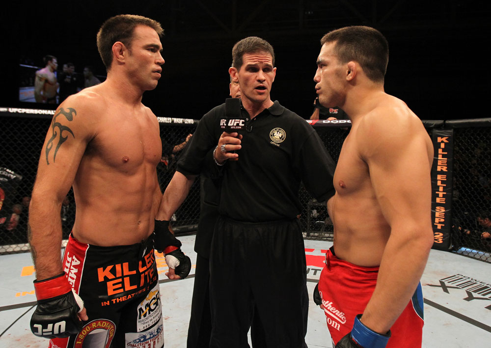 Sheilds vs. Ellenberger