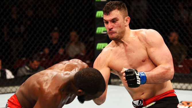 Gian Villante Gian Villante The Hard Work Pays Off UFC News