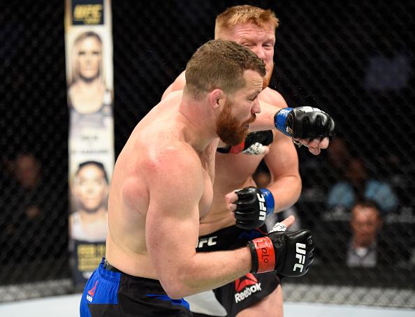 Mira Los Mejores Momentos De Las Preliminares De UFC Denver ...