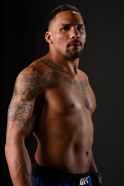 Eryk Anders, July 22, 2017 (Photo by Mike Roach/Zuffa LLC)