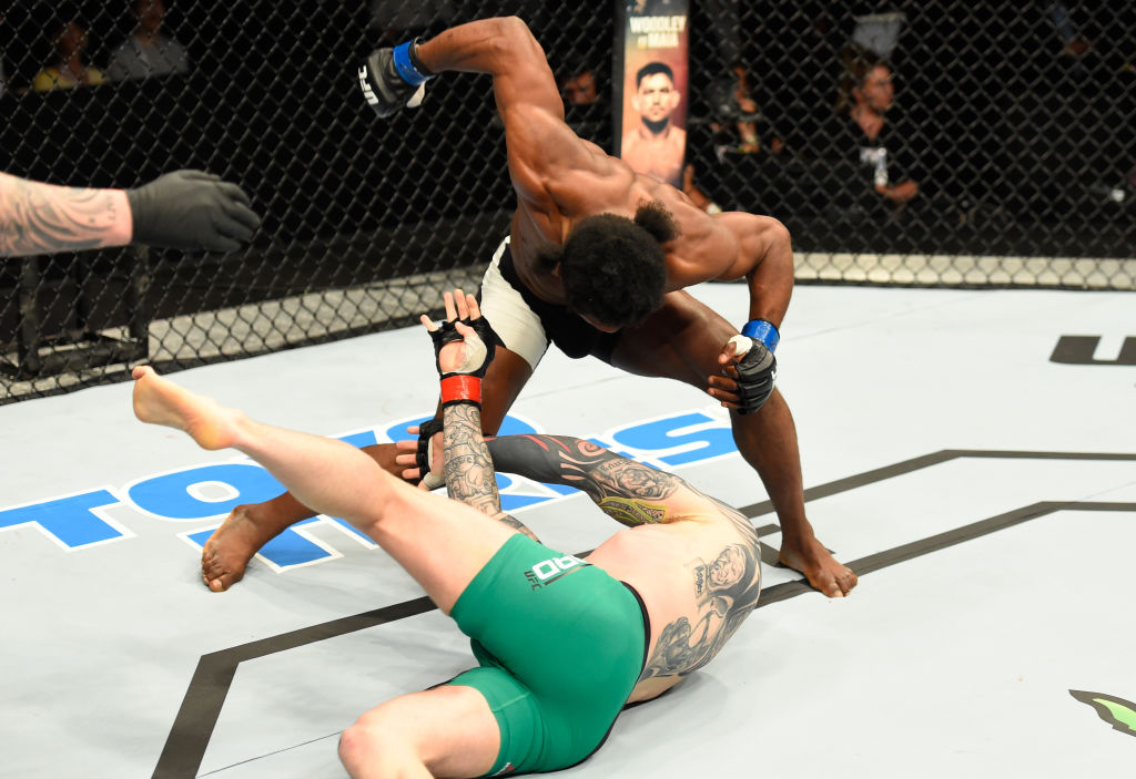 UFC Road To The Octagon: Fight Night Long Island