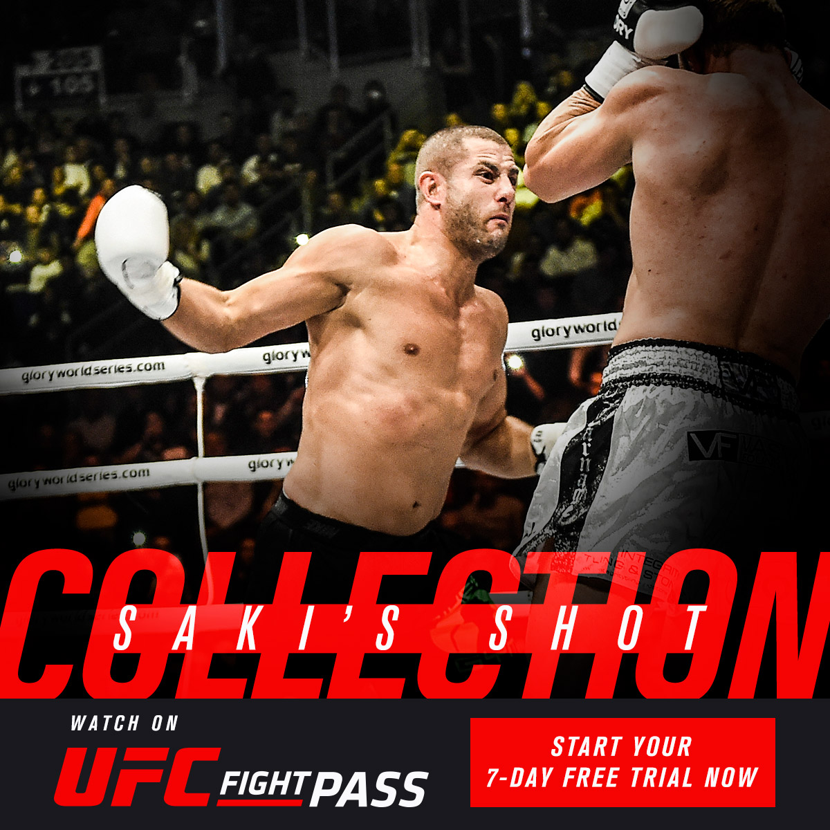 Click for Saki collection on UFC FIGHT PASS