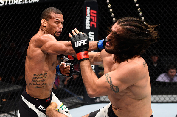 Thiago Santos (Photo by Jeff Bottari/Zuffa LLC/Zuffa LLC via Getty Images)