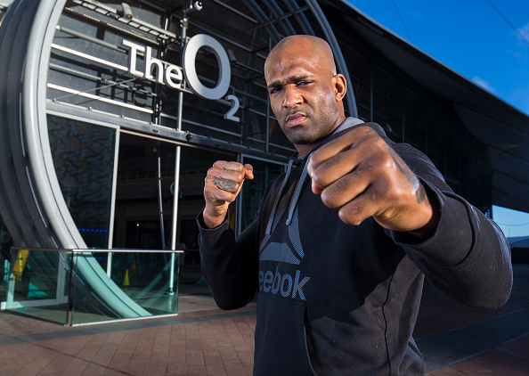 LONDON, ENGLAND - FEBRUARY 01: Jimi Manuwa photographed for a preview to the UFC Fight Night London on February 1, 2018 in London, England. (Photo by Zuffa LLC/Zuffa LLC via Getty Images)