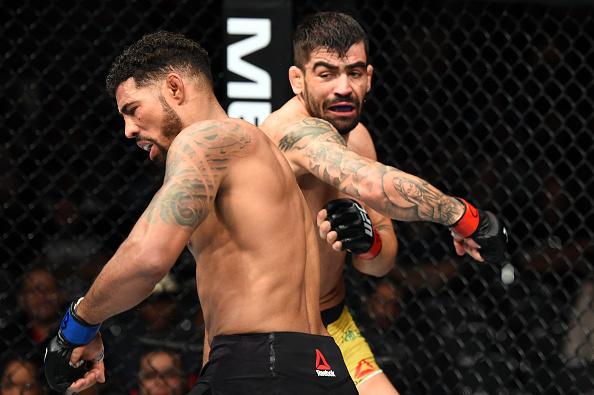 Risultati immagini per Elizeu Zaleski Dos Santos vs Max Griffin UFC