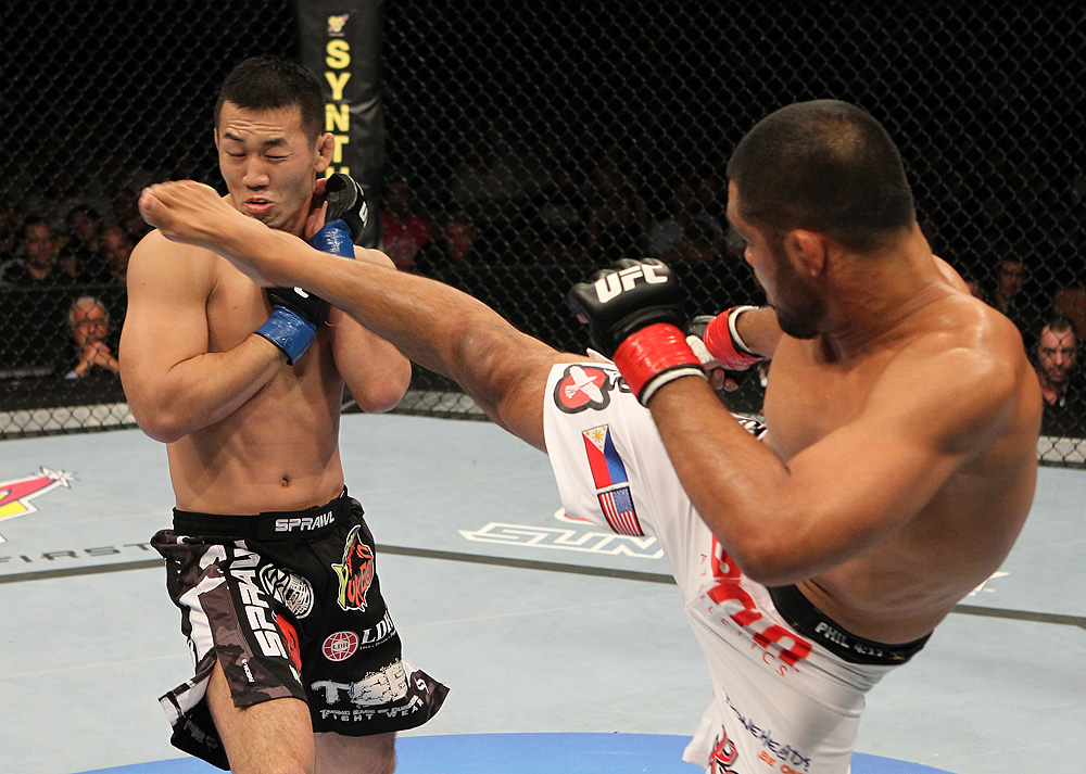Okami vs. Munoz