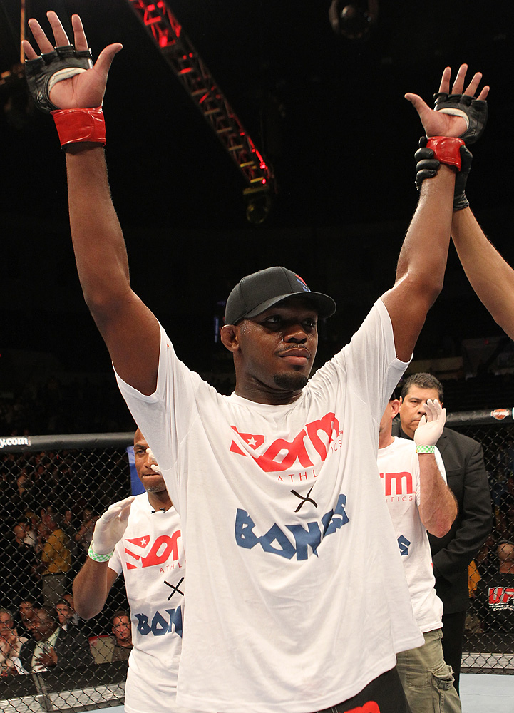 Winner, Jon Jones