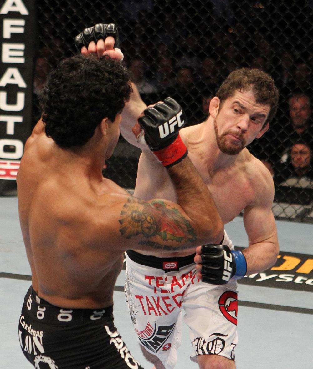 UFC lightweight Shane Roller