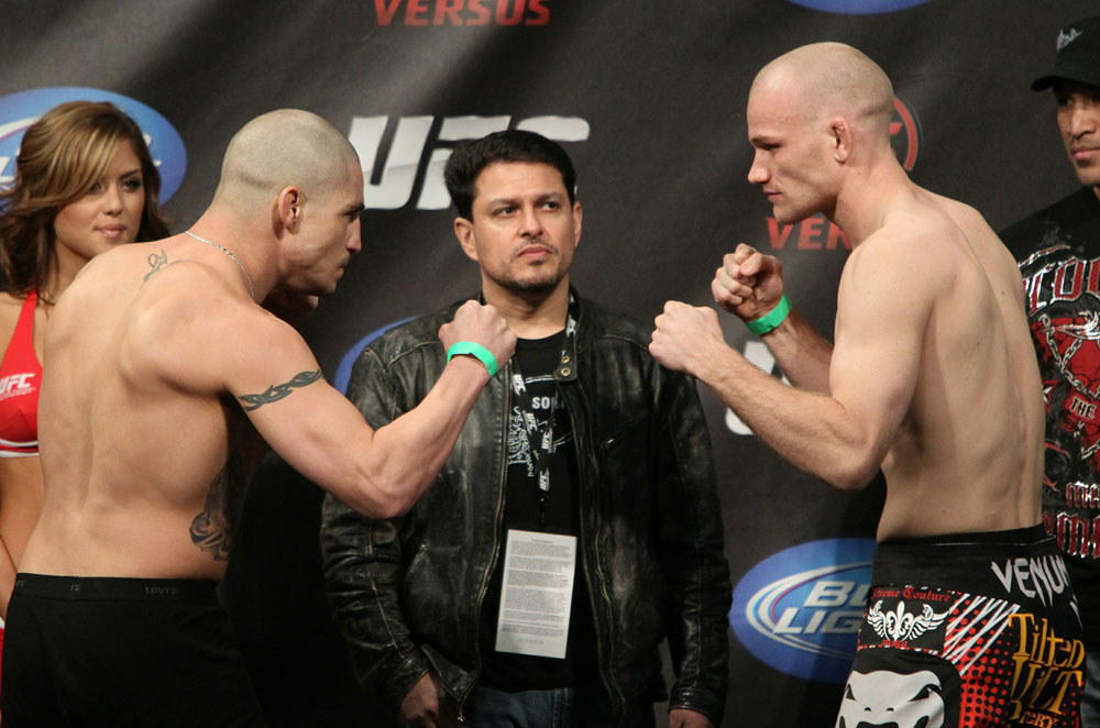 Diego Sanchez &amp; Martin Kampmann