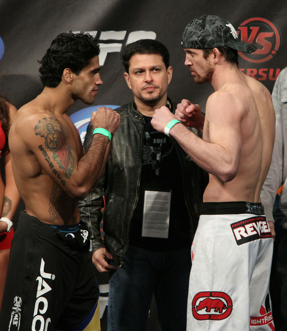 Thiago Tavares &amp; Shane Roller