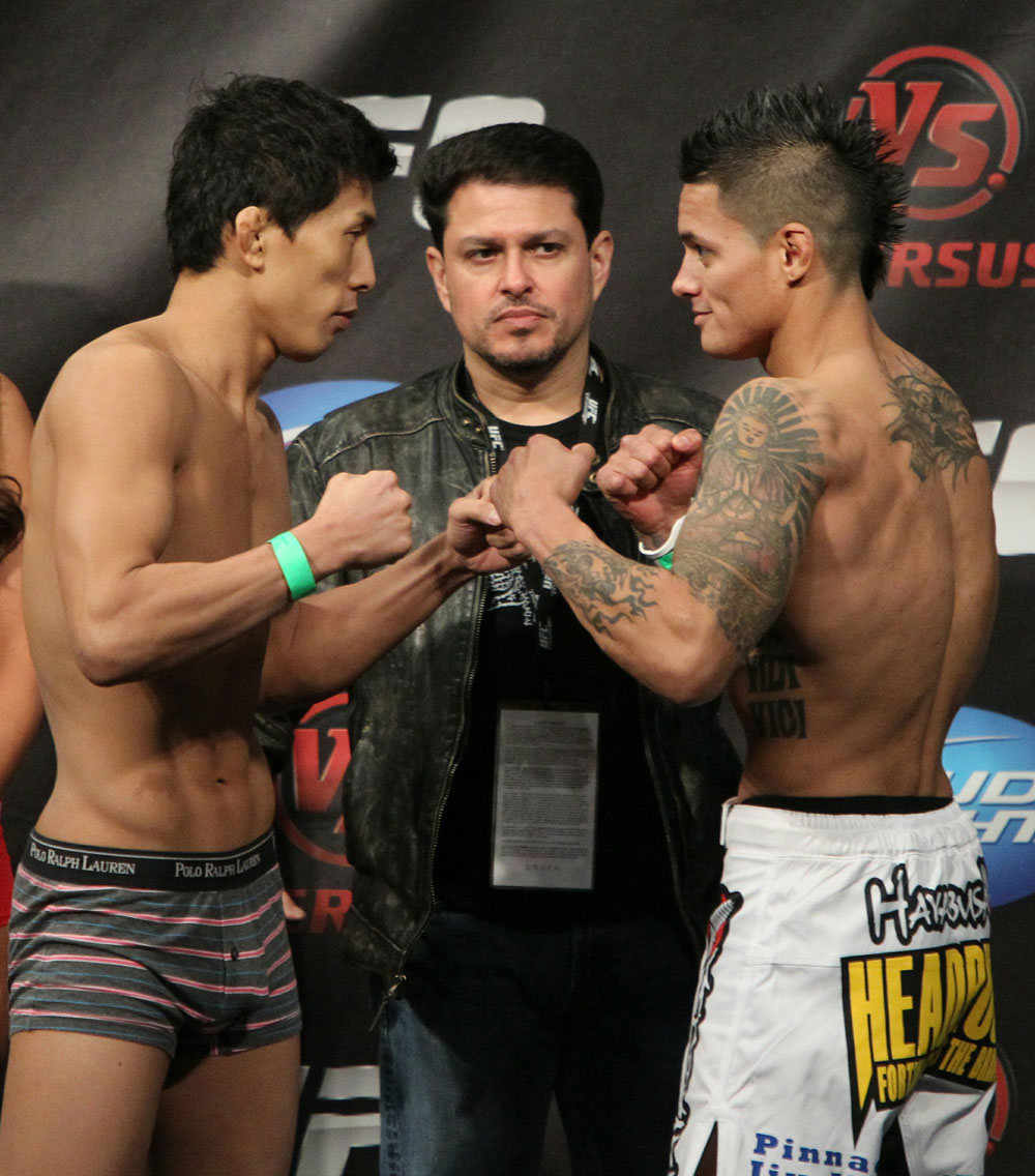 Takeya Mizugaki &amp; Reuben Duran