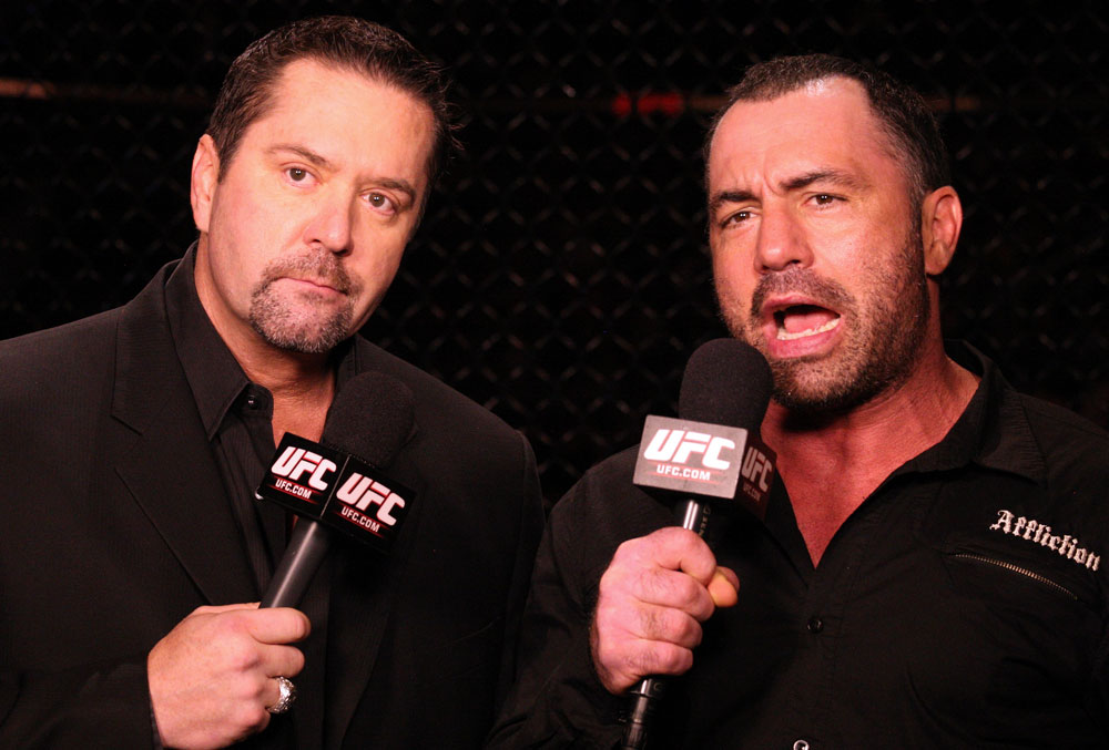 Mike Goldberg &amp; Joe Rogan