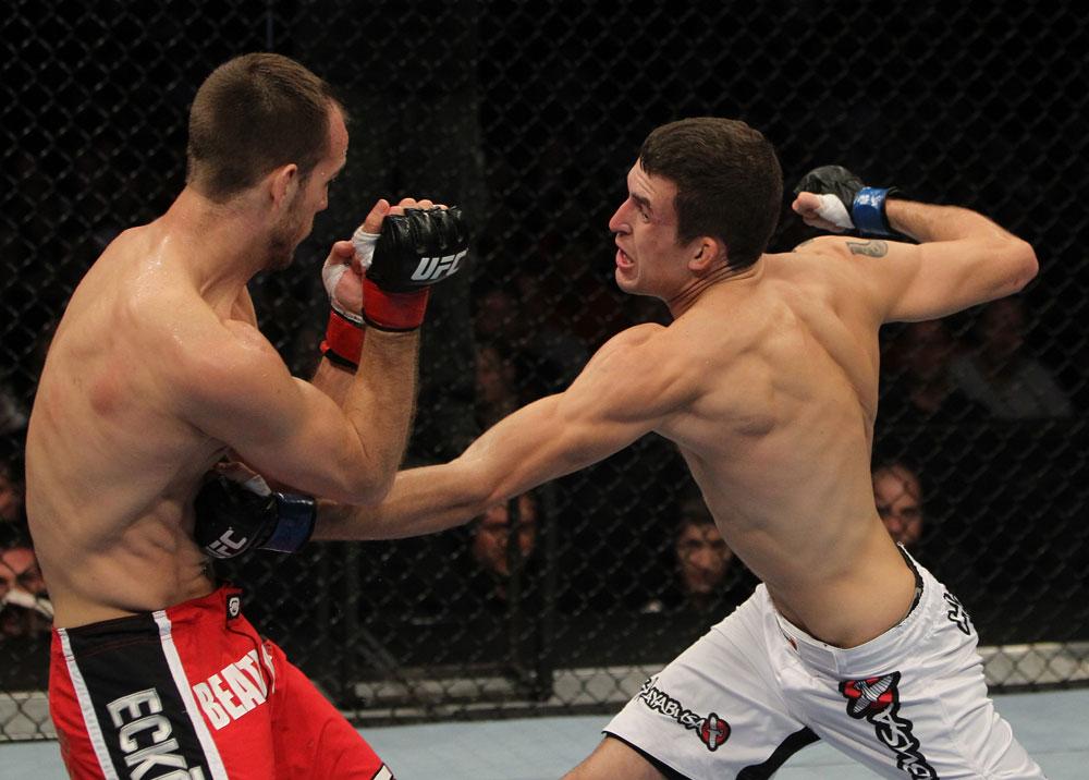 Cole Miller vs TJ O'Brien