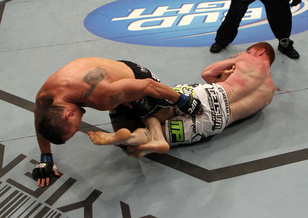 Ed Herman vs Kyle Noke