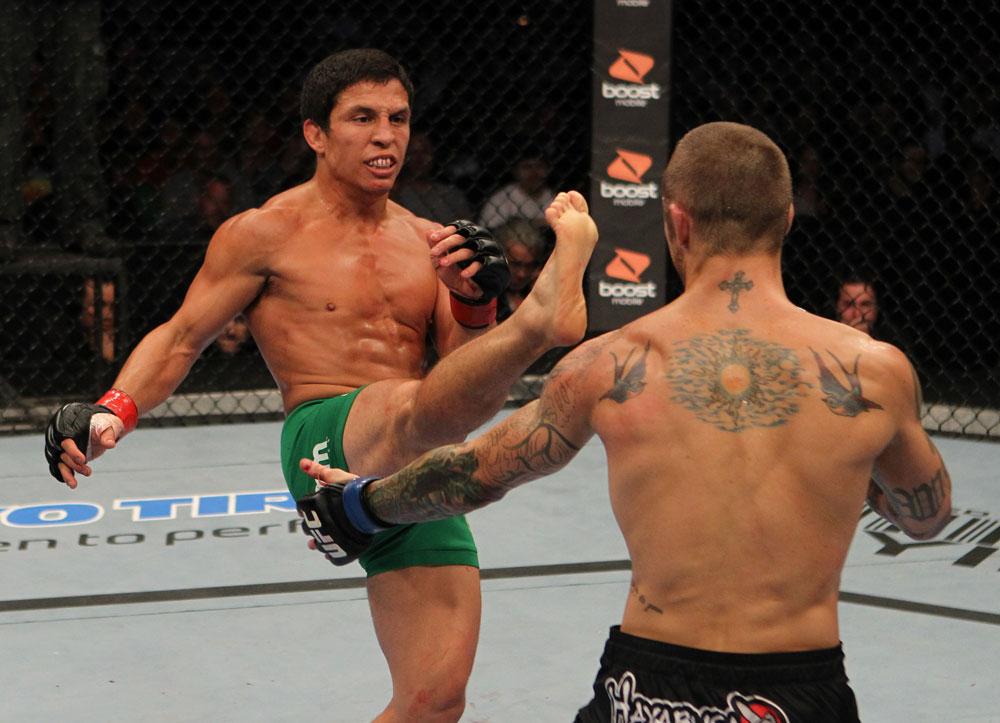 Joseph Benavidez vs Eddie Wineland