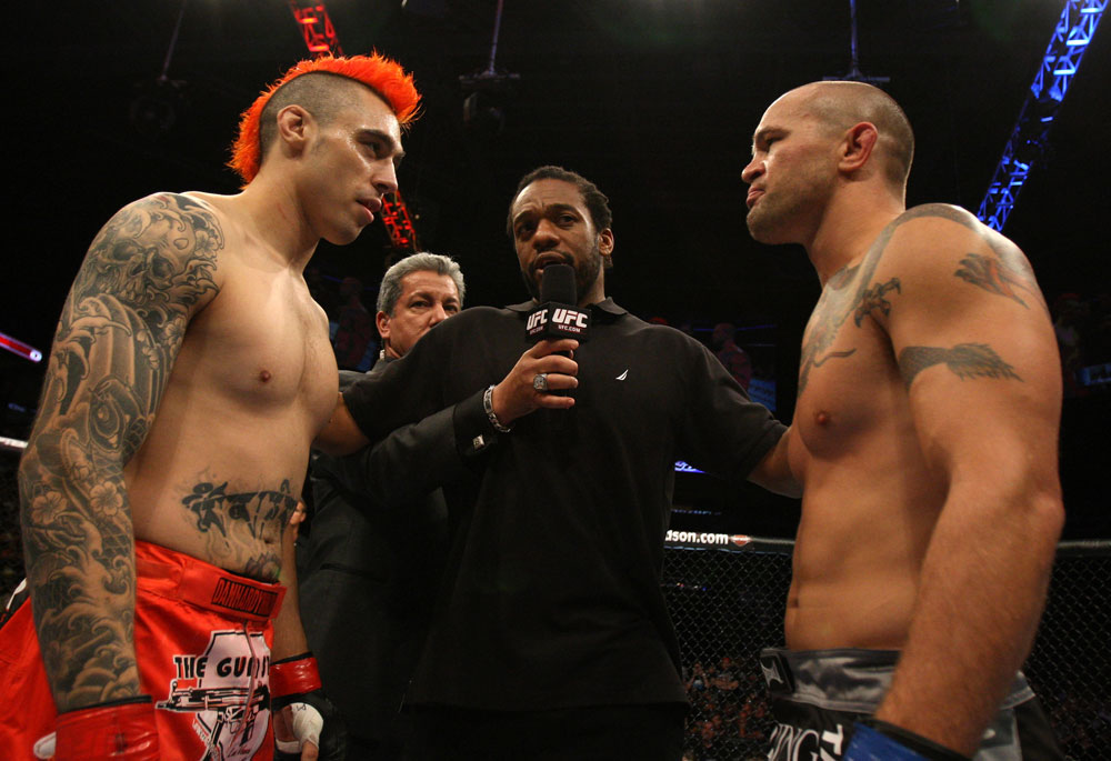 Dan Hardy vs Chris Lytle