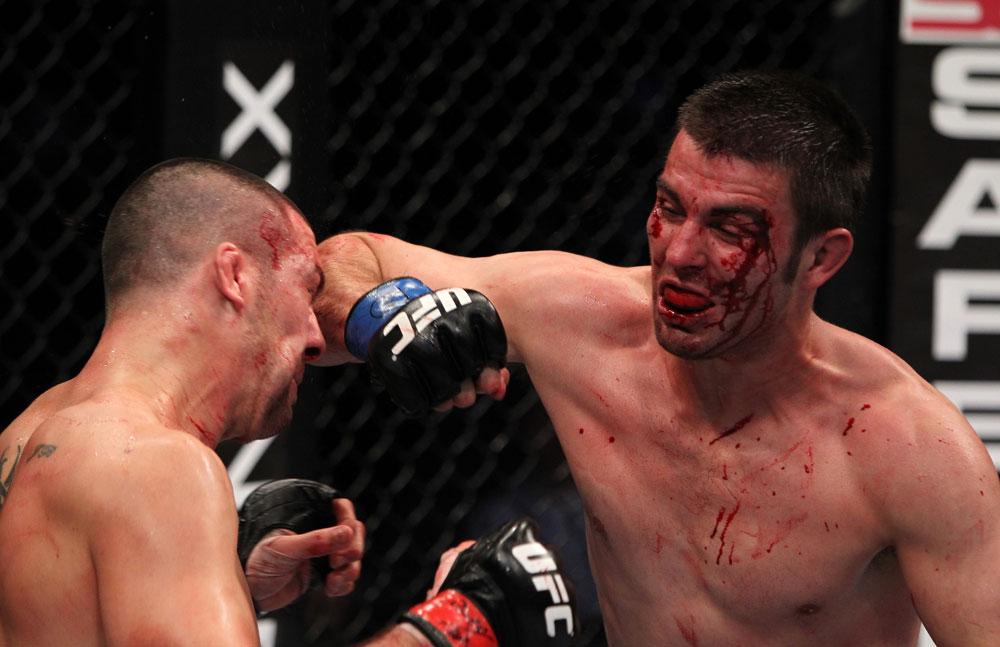 UFC welterweight Keith Wisniewski
