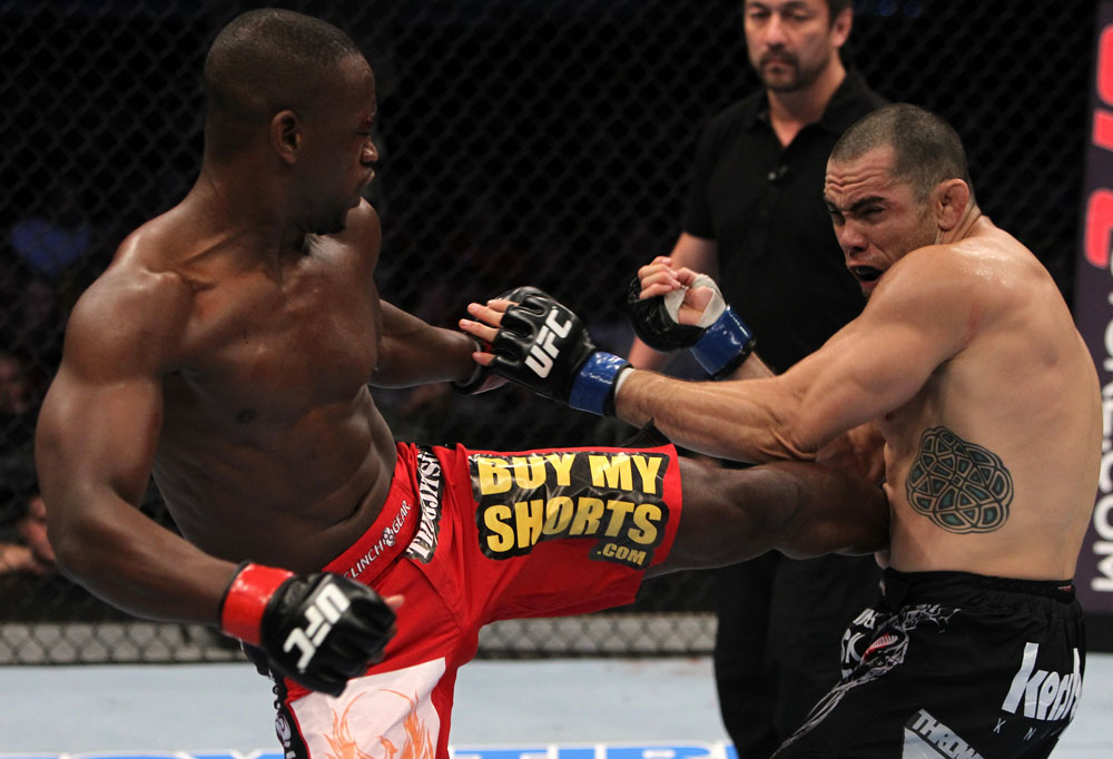 Yves Edwards vs Rafaello Oliveira