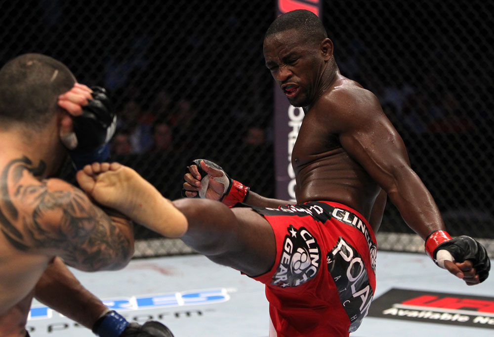UFC Veteran Yves Edwards