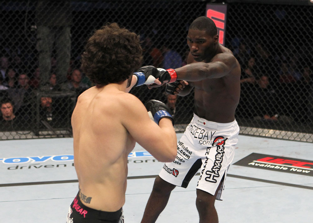 Anthony Johnson vs Charlie Brenneman