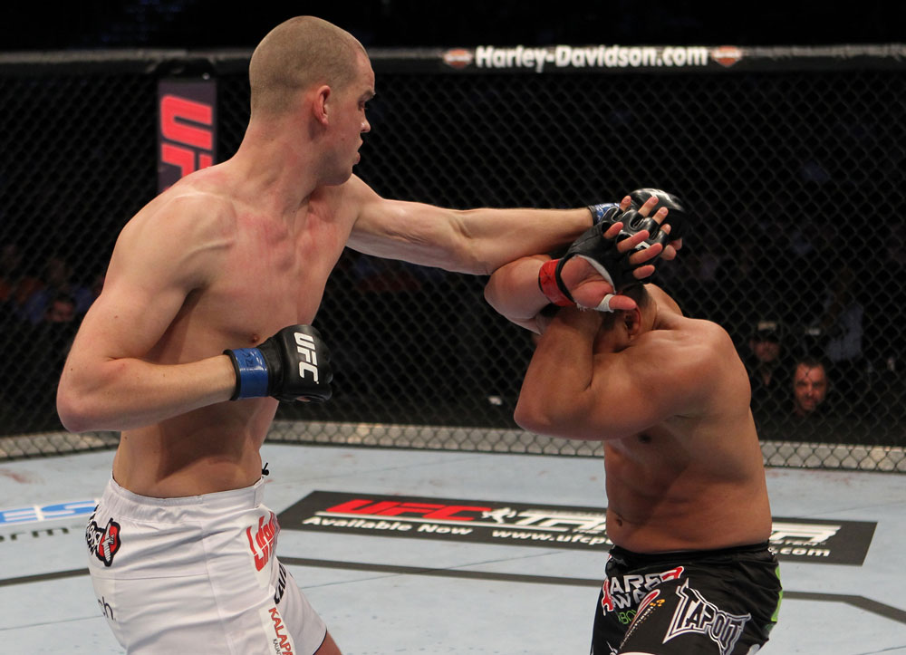 Stefan Struve vs Pat Barry