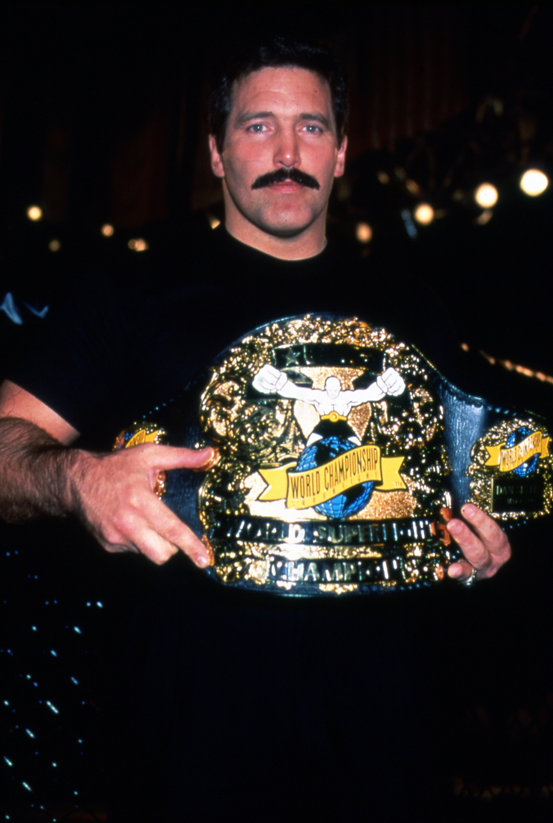 <a href='../event/UFC-Silva-vs-Irvin'>UFC </a>Hall of Famer <a href='../fighter/Dan-Severn'>Dan Severn</a>