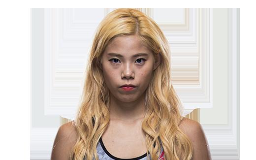 chan mi jeon official ufc profile