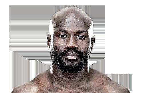 Cheick Kongo Headshot