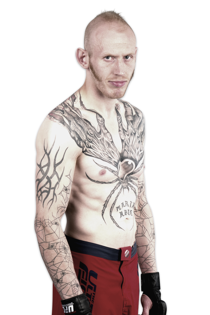 TUF Smashes finalist Colin Fletcher