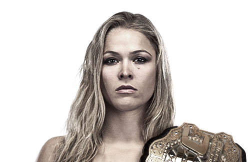 Rowdy Ronda Rousey - Perfil Oficial da Lutadora do UFC��