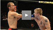 Prelim fight between Alexander Gustafsson vs Jared Hamman.