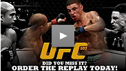 See the biggest moments of UFC® 107