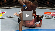 Dominated Stann at UFC 109