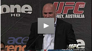 Dana White says UFC will return to Australia after successful first foray
