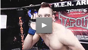 Dan Hardy makes a play for GSP's belt at UFC 111 - Dana White breaks down fight