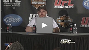 See Jim Miller, Jon Fitch and Kurt Pellegrino at post-fight Q&amp;A