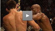 Anderson Silva talks after the fight that won him the belt, but lost him respect