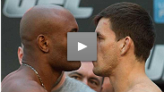 Watch the UFC 112 official weigh-in