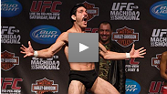 Assista ao replay da pesagem do UFC 113
