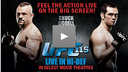 See UFC 115: Liddell vs. Franklin live in movie theaters June 12