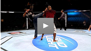 See them take their first steps inside the Octagon