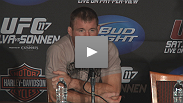 UFC 117 post-fight press conference: Matt Hughes and Clay Guida talk about their stunning submissions.