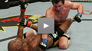 "Chael Sonnen speaks after his amazing performance (and heartbreaking loss) at UFC 117: ""I told the world I was gonna beat up Anderson Silva, and I did."""