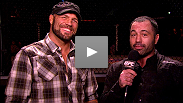 Joe Rogan interviews the Natural at UFC 117 about his plans to beat down boxing in Boston.