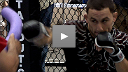 Frankie and BJ talk about what's at stake at UFC 118 and what the belt means in this video from open workouts.