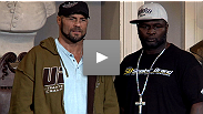 The stars of UFC 118 place their bets on how James Toney&#39;s boxing will fare inside the Octagon against Randy Couture.